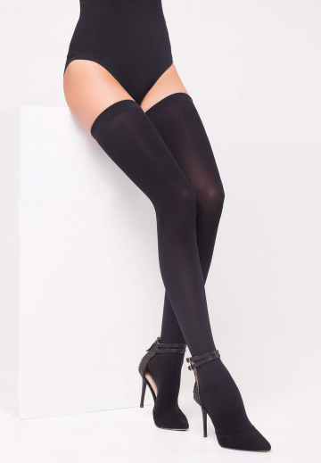 Чулки Miss marilyn Exclusive hold ups 40 (40 den)