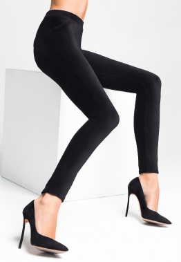 Легінси-брюки  L1163 Leggings velvet