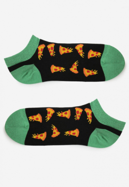 Носки мужские Miss marilyn Footies men pizza