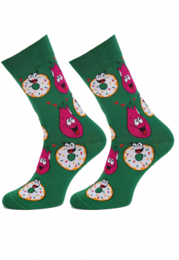 Носки мужские Miss marilyn Socks men crazy love